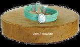 Taormina Vert / Howlite
