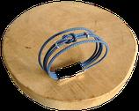 Bracelet marin bleu marine