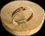 Bracelet marin havane