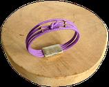 Bracelet marin violet
