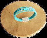 Bracelet marin turquoise