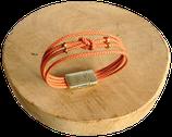 Bracelet marin orange