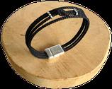 Bracelet marin noir