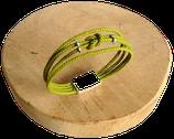 Bracelet marin vert olive