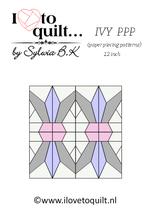 Ivy Quilt block PPP (Pdf versie)