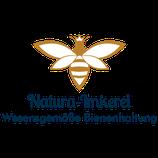 Dunkle Biene Honig 3 x 250 g Glas