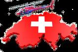Helikopter Canyoning-Wochenende Schweiz (Tessin)