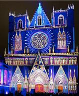リヨン「光の祭典」へ