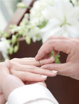 世界遺産の結婚式