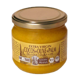 Amanprana | Cocos+Olive+Red Palm Olie