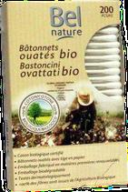 Bel Nature | Bio Wattenstaafjes Katoen
