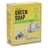 Marcel's Green Soap | Dishwasher Tabs