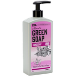 Marcel's Green Soap | Handsoap Patchouli and Cranberry