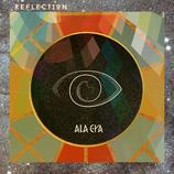 "LP CD Reflection"""