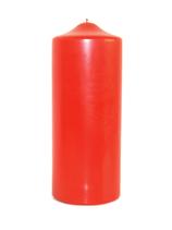 Adventskranz-Kerzen rot