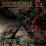 Punishable Act - X - CD - (SteeltownRecordsGermany)