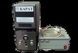 Установка для электрохимического синтеза моющих, дезинфицирующих и стерилизующих растворов «КАРАТ» (мод.250)