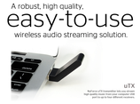 NuForce uTX (Solo trasmettitore)