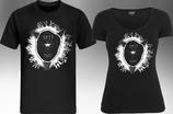 """Shirt """"Fireflies black"""""""