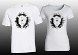 "Shirt ""Fireflies white"""