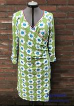 Dames overslag jurk