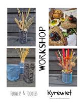 Workshop Vase&Flowers