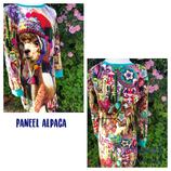 Skinny Gina /paneel alpaca