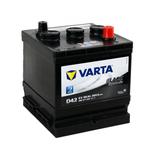 066 017 036 / D42 Varta Black Dynamic Starterbatterie  6V 66Ah