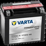 510012009 Starterbatterie Varta YTX12-BS