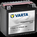 518902026 Starterbatterie Varta YTX20-BS