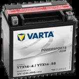 512014010 Starterbatterie Varta YTX14-BS