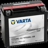 518901026 Starterbatterie Varta YTX20L-BS