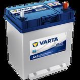 540 125 033 / A13 Varta Blue Dynamic Starterbatterie 40Ah