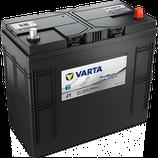 625 012 072 / J1 Varta Promotive Heavy Duty 125Ah