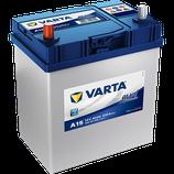 540 127 033 / A15 Varta Blue Dynamic Starterbatterie 40Ah