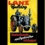 Lanz meistverkaufter Schlepper