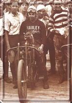 Harley Davidson Altes Foto