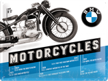 BMW Motorcycles R17 Timeline