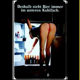 Desshalb steht Bier unten