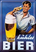Kühles Bier