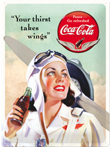 Coca Cola Pilotin