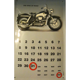 The King of Road Kalender