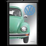 VW Käfer hellgrün