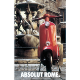 Vespa Absolute Rome