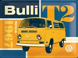 VW Bulli T2 gelb