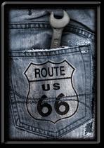 Route 66 Hosentsche
