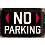 No Parking !