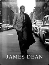 Jeams Dean on Street