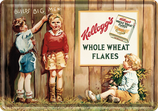 Kellogs Whole Wheat Flakes