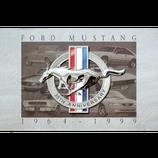Ford Mustang Pferd Emblem
